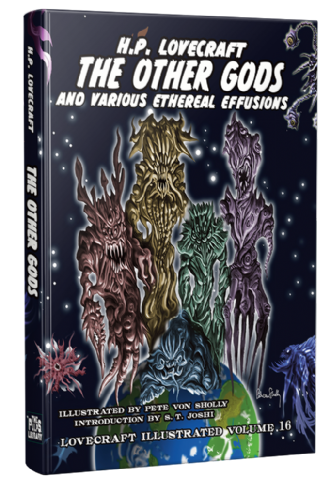 The Other Gods and Various Ethereal Effusions - Vol16 [hardcover] by H. P. Lovecraft